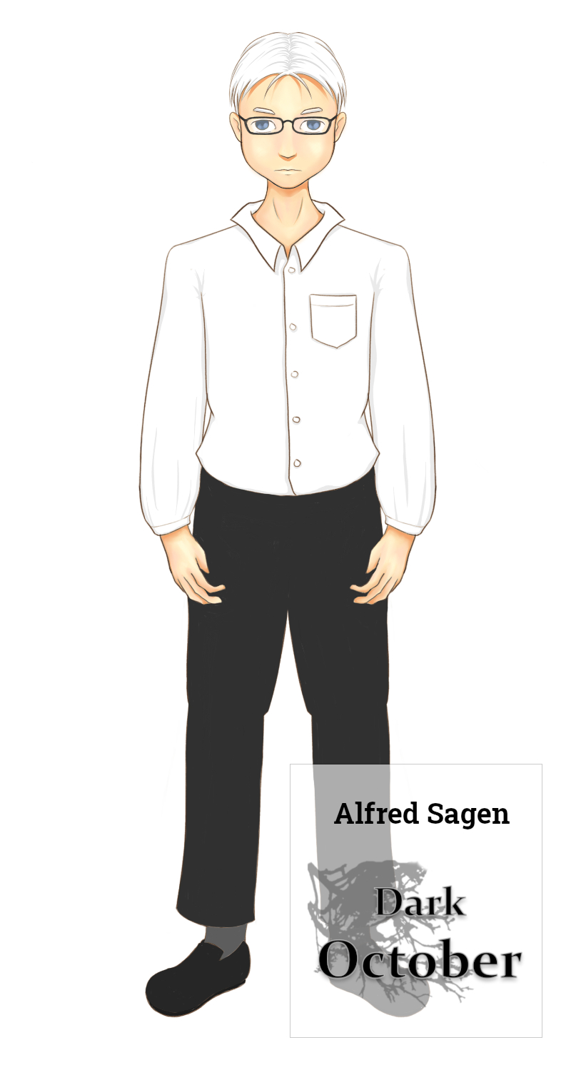 Alfred Sagen, Master of Elements.